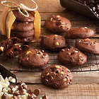 12 Gluten-Free Triple Chocolate Cookies
