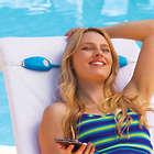 H2GO Me Waterproof Bluetooth Speaker in Aqua
