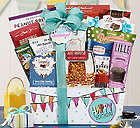Happy Birthday Mugs Gift Basket
