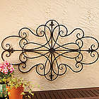 Monterey Scroll Metal Wall Decoration