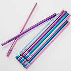 Trendy Color Metallic Pencils