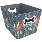 Dog Toy Storage Bin