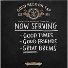Personalized Pub Sign Chalkboard Wall Art