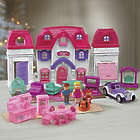 24 Piece Dollhouse Set