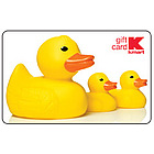 $50 Kmart Rubber Ducky Gift Card