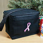 Breast Cancer Hope Ribbon Lunch Cooler