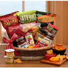 A Little Spice Gourmet Chips and Salsa Gift Basket