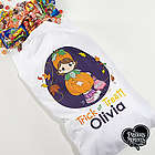 Personalized Precious Moments Halloween Treat Sack