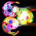 LED Light Jumping Musical Crazy Ball