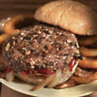 Four 4 Ounce Mushroom & Onion Steak Burgers