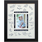 Personalized 11x14 Signature Frame