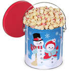 Dashing Through the Snow Popcorn Tin