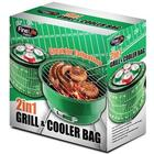 Tailgate 2-in-1 BBQ and Cooler Combo