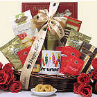 Rise & Shine On Your Birthday Gourmet Gift Basket