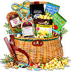 Fisherman's Gourmet Treats Gift Basket