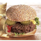 Sirloin Steak Burgers 12 4-oz. Pieces