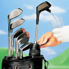 Golf Club Kooler Klub Beverage Dispenser