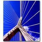 Photograph of Zakim Bridge, Boston