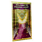 Awards Night Door Panel