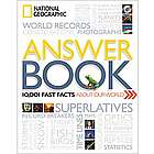 National Geographic Answer Book in Softcover