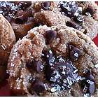 Triple Chocolate Chip Homemade Cookies