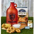 NFL Craft Beer Growler and Tailgating Snacks