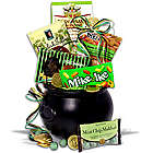 Luck of the Irish St. Patrick's Day Gift Basket
