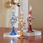 Glass Perfume Bottles Set