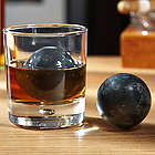 2 Perfect Sphere Whiskey Rocks