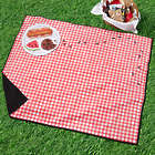 Personalized Ant Attack Picnic Blanket