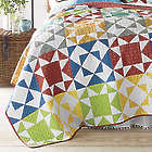 Farmhouse Patch Oversized Quilt in Full/Queen