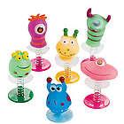 Monster Pop-Up Toy Set