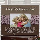Mommy and Me Personalized Picture Frame