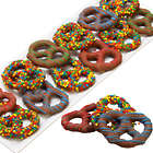 Happy Birthday Chocolate-Covered Pretzels