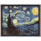 Van Gogh Starry Night Throw