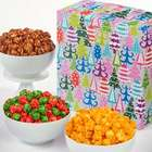 Merry & Bright Small Popcorn Gift Box