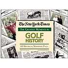 Golf History - New York Times Coverage