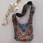 Flower Cross-body Bag