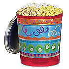 Gourmet Popcorn Fiesta Gift Tin
