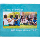 Picture Perfect Personalized 2 Photo Fleece Blanket