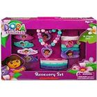 Dora the Explorer 15-Piece Accessory Box Set with Jewelry