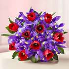 Bunches of Love Tulip and Iris Bouquet