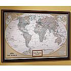 My World Personalized Map