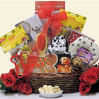 Congratulations on Your New Pooch Gift Basket