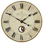 Harrison Gray Wall Clock