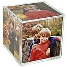 Retro 70s Photograph Cube