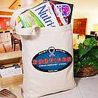 Personalized Cancer Survivor Tote Bag