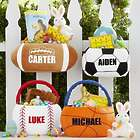 Personalized Sports Star Basket