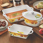 4 Piece Oven to Table Bake & Serve Set