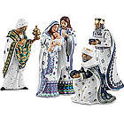 Polish Nativity Set